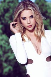 Ashley Benson – Fashion Magazine May 2015 Issue