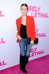 Ashley Hinshaw - Barely Lethal Premiere in Los Angeles