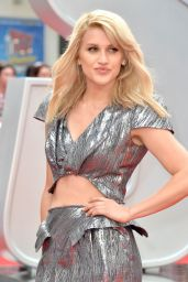 Ashley Roberts - Spy Movie Premiere in London