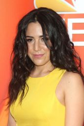 Audrey Esparza – 2015 NBC Upfront Presentation in New York City