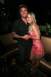 Audrina Patridge - Surprise Party for her 30th Birthday at Blind Dragon in West Hollywood