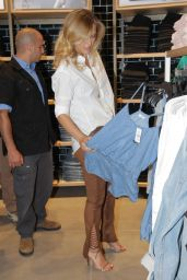 Bar Refaeli - Urbanica Wear House Store Opening in Rishon LeZion - May 2015