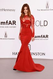 Barbara Palvin – 2015 amfAR Cinema Against AIDS Gala in Antibes (France)