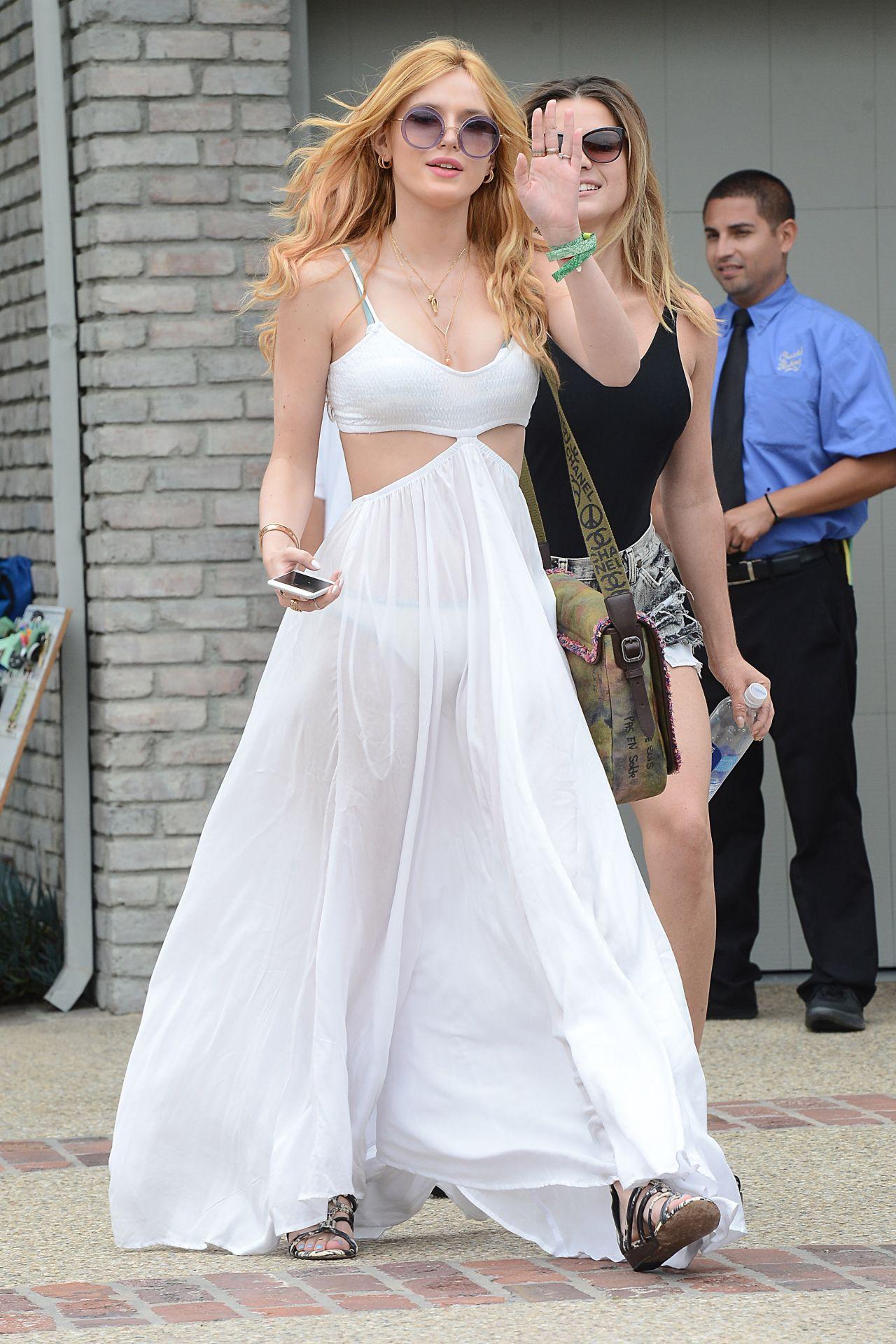 Bella Thorne - Joel Silvers Memorial Day Party in Los Angeles, May 2015