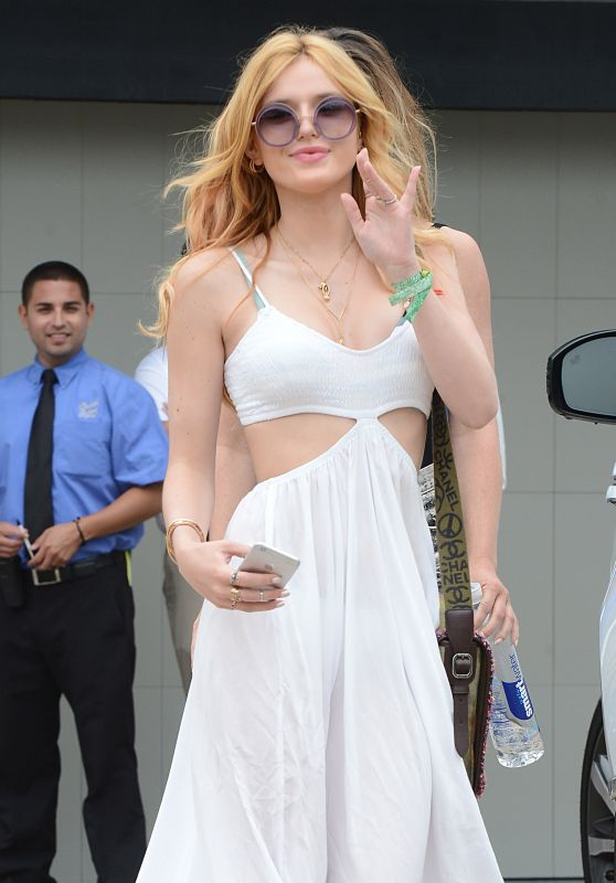 Bella Thorne - Joel Silvers Memorial Day Party in Los Angeles, May 2015