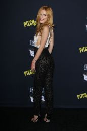 Bella Throne - Pitch Perfect 2 Premiere in Los Angeles
