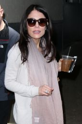 Bethenny Frankel - Out in New York City, April 2015