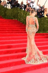 Beyonce – Costume Institute Benefit Gala in New York City, May 2015