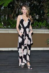 Blake Lively Photoshoot - Promoting Her Movie The Age Of Adeline in Los Angeles