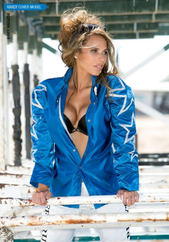 Bonnie-Jill Laflin - Kandy Magazine (US) May 2015 Issue