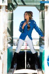 Bonnie-Jill Laflin - Kandy Magazine (US) May 2015 Issue