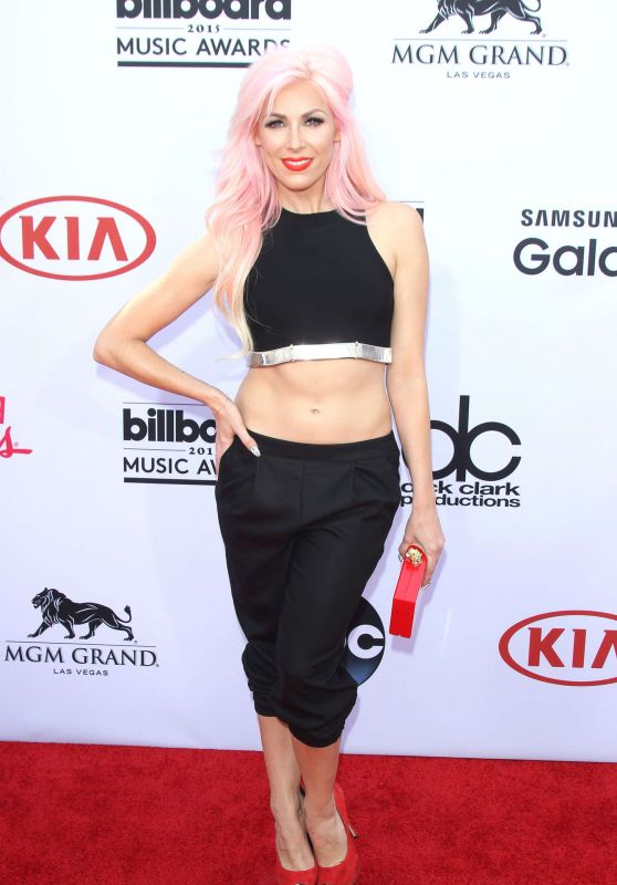 Bonnie McKee - 2015 Billboard Music Awards in Las Vegas