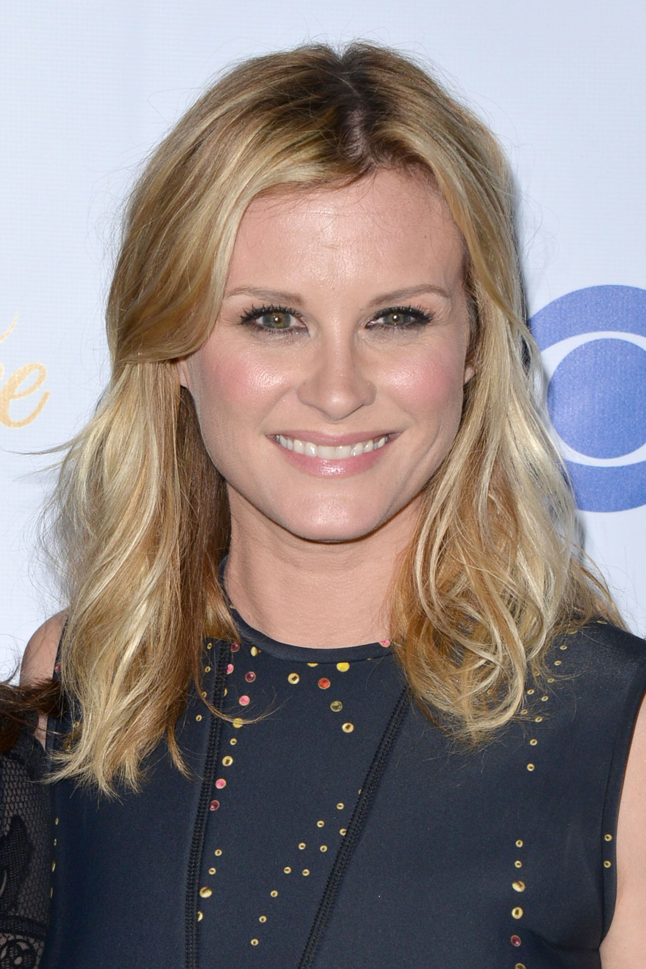 Bonnie Somerville  CBS Television Studios 3rd Annual - Disney Hairstyles