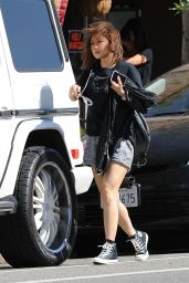 Brenda Song - Out in LA, May 2015