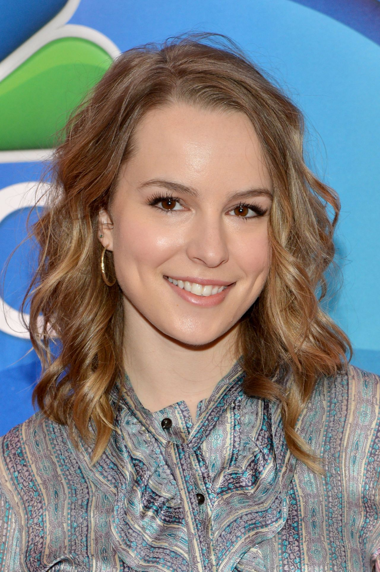 Bridgit Mendler 2015 Nbc Upfront Presentation In New