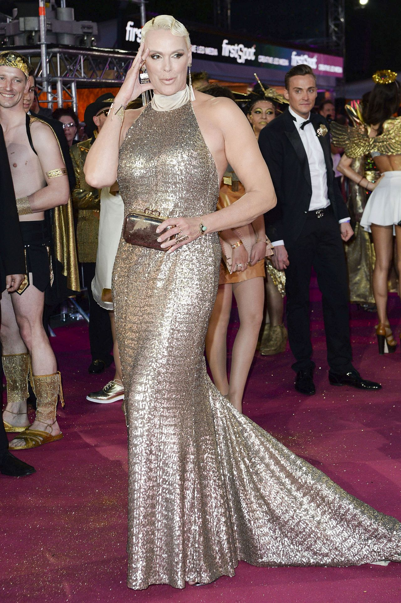 Brigitte Nielsen Ehepartner