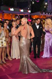 Brigitte Nielsen - Life Ball 2015 Weekend at City Hall in Vienna