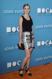 Britt Robertson - 2015 MOCA Gala in Los Angeles