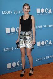 Britt Robertson - 2015 MOCA Gala in Los Angeles