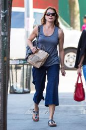 Brooke Shields - Out in New York City, May 2015