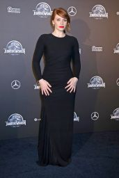 Bryce Dallas Howard - Jurassic World Premiere in Paris