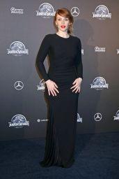 Bryce Dallas Howard - Jurassic World Premiere in Paris