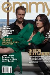 Caitriona Balfe - Inside Outlander Emmy Magazine Issue 3, May 2015