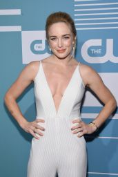 Caity Lotz – The CW Network's 2015 Upfront in New York City