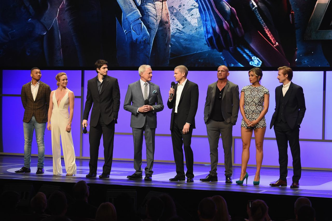 Caity Lotz - The CW Networks Upfront in New York City 05