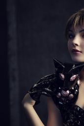 Camren Bicondova - Gotham Season One Part Two Promotional Shoot 2015