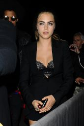Cara Delevingne at the Gotham Nightclub in Cannes, May 2015