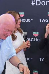 Cara Delevingne at the Tag Heuer Formula 1 Party in Monaco, May 2015