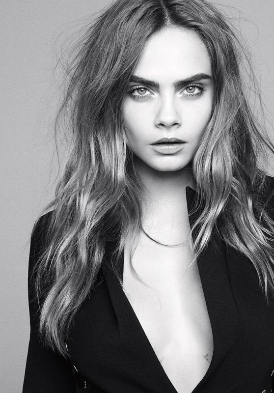 Cara Delevingne Photoshoot for WSJ June, 2015 Issue