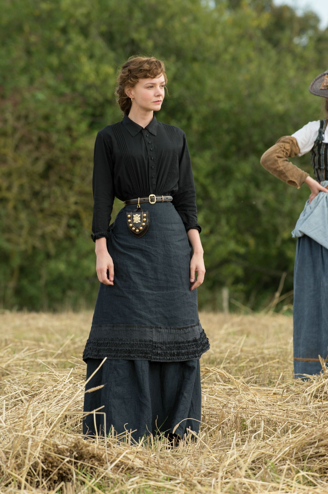 Carey Mulligan - Far from the Madding Crowd Movie Photos ...