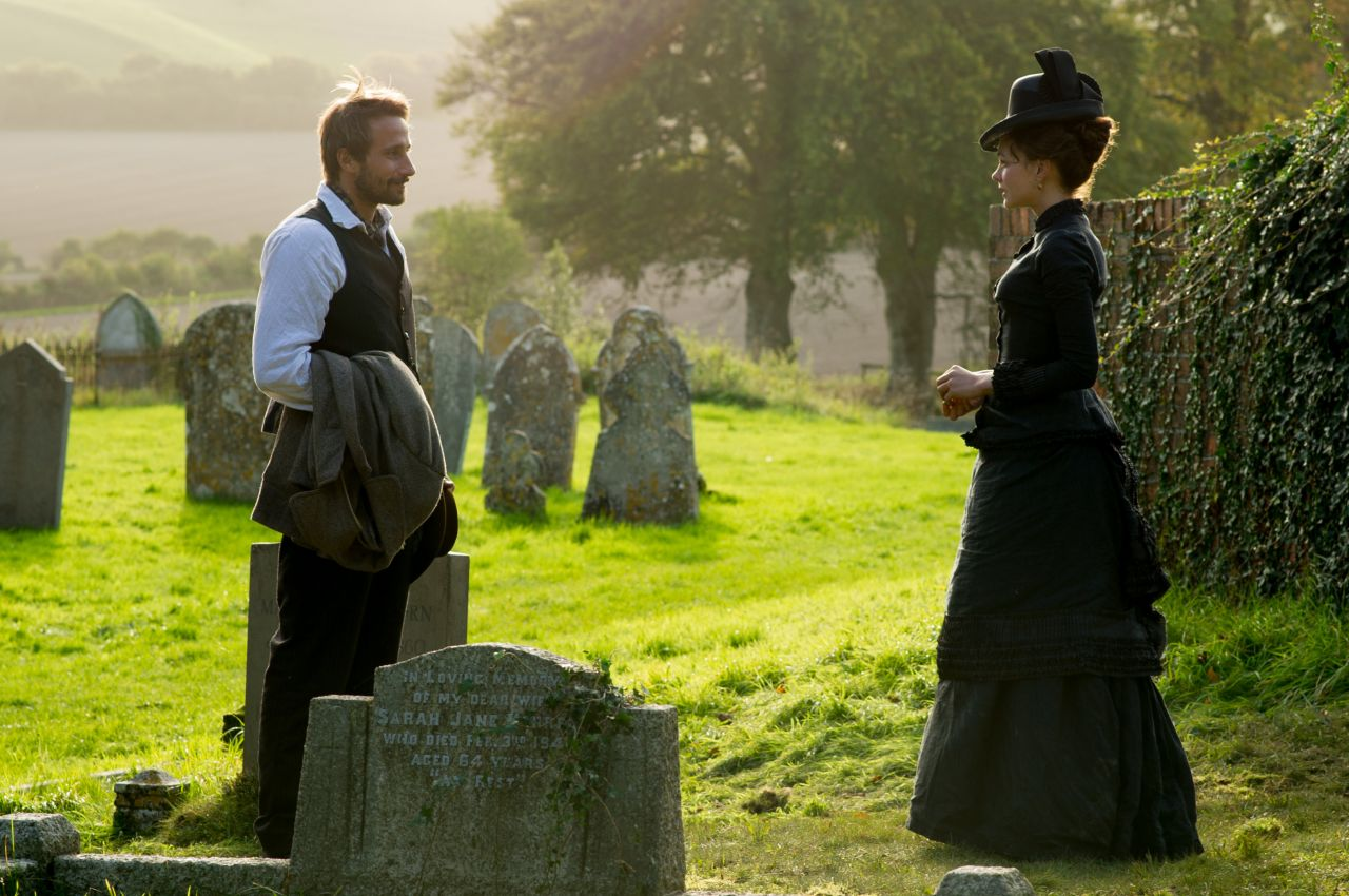far from the madding crowd thomas Film of the week: far from the madding crowd  thomas hardy's far from the madding crowd,  there are far fewer close-ups of bathsheba's.