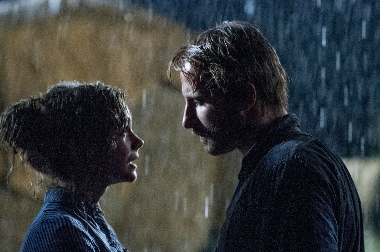 far from the madding crowd Far from the madding crowd, based on thomas hardy's fourth novel (and the first to have widespread success), is precisely what one would expect from a big budget adaptation of a victorian classic: stately, beautifully photographed, impeccably.
