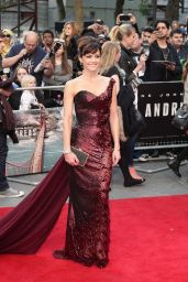 Carla Gugino - San Andreas Premiere in London