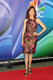 Carrie Preston - The 2015 NBC Upfront Presentation in New York City