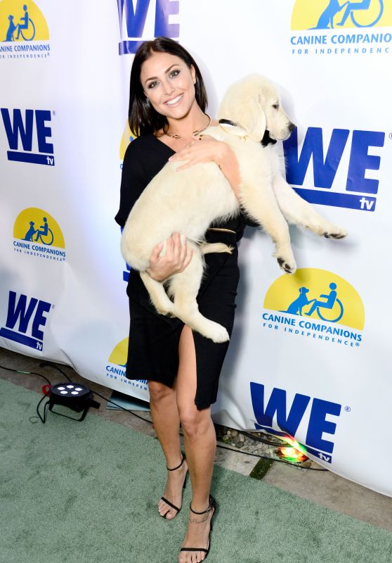 Cassie Scerbo – Canine Companions For Independence Awareness Event in Los Angeles