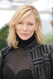 Cate Blanchett - Carol Photocall in Cannes, France, May 2015