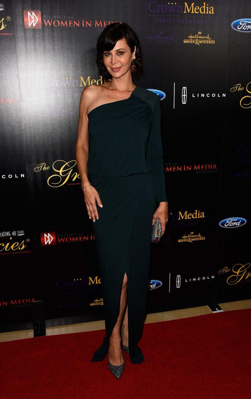 Catherine Bell 2015 Gracies Awards