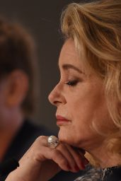 Catherine Deneuve – Photocall for 'La Tete Haute' at 2015 Cannes Film Festival