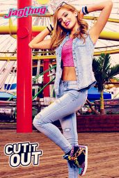 Chachi Gonzales - Cut It Out Jeans Ad 2015