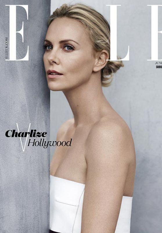 Charlize Theron - ELLE Magazine (UK) June 2015 Issue