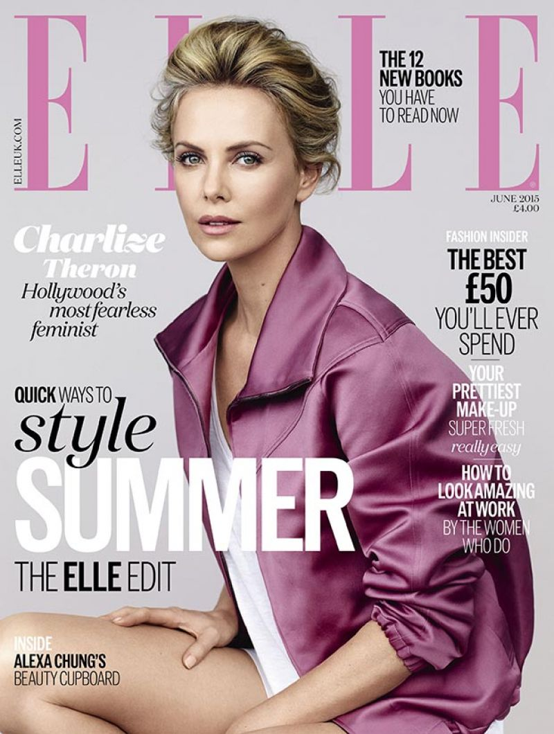 2015 June: ELLE Magazine (UK) June 2015 Issue