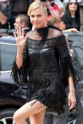 Charlize Theron - Mad Max: Fury Road Photocall in Cannes