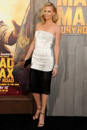 Charlize Theron - Mad Max: Fury Road Premiere in Hollywood