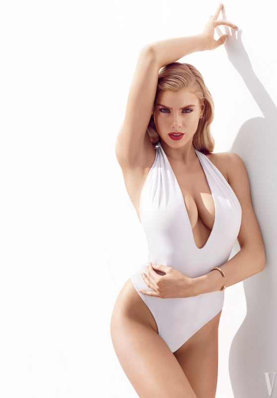 Charlotte McKinney Photoshoot - Vanity Fair Magazine June 2015