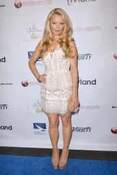 Charlotte Ross - 2015 TMA Heller Awards in Los Angeles