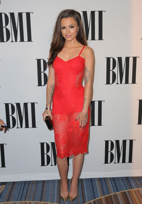 Cher Lloyd - 63rd Annual BMI Pop Awards in Beverly Hills